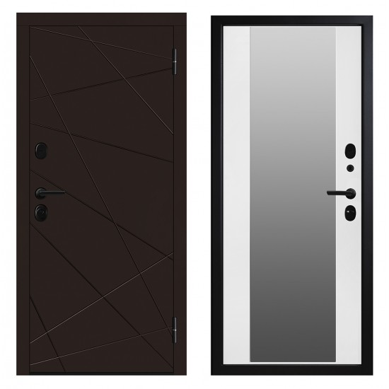 Входные двери для квартиры M602/1 Z