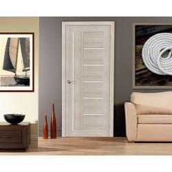 Ekofinierētās durvis modernā stilā