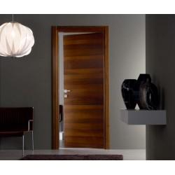 Finierētas durvis modernā stilā
