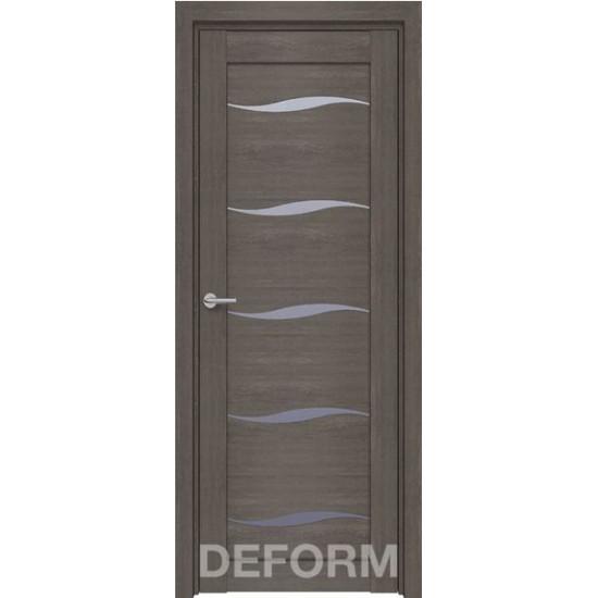 Межкомнатная дверь с ПВХ покрытием D1