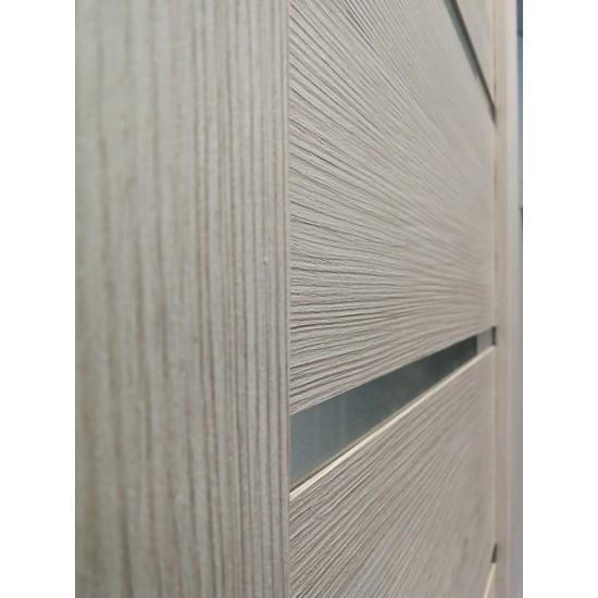 Межкомнатная дверь Horizontal-7 Капучино
