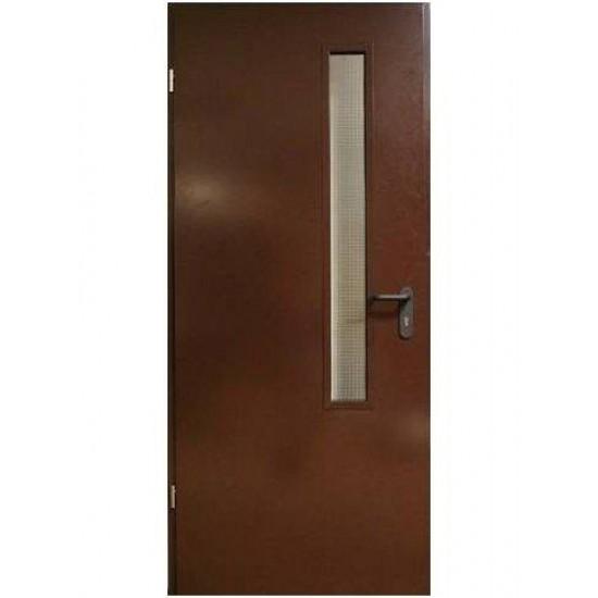 Tērauda durvis INTER - 2