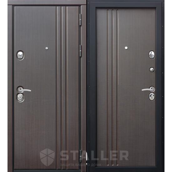 Metāla durvis dzīvoklim LAIN