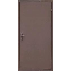 Tehniskās metāla durvis